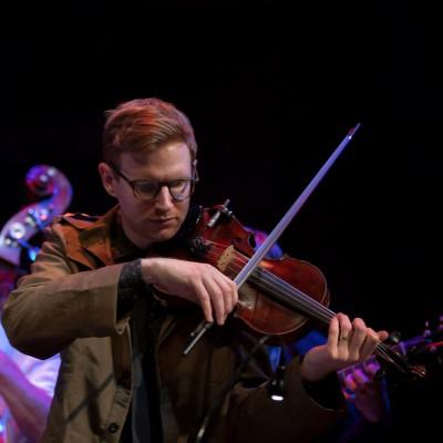Richard Jones Jazz Violin Photo taken by Neil Garret
