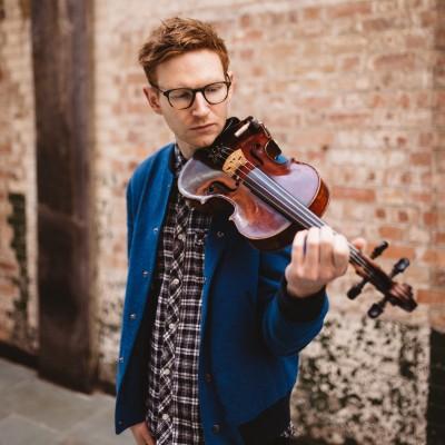 Richard Jones Jazz Violinist